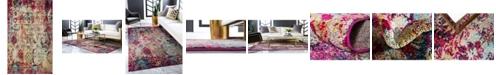 "Bridgeport Home Newhedge Nhg2 Multi 10' 6"" x 16' 5"" Area Rug"