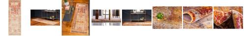 "Bridgeport Home Agostina Ago4 Multi 2' 2"" x 6' Runner Area Rug"
