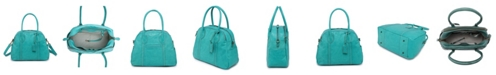 OLD TREND Retro Leather Hobo Bag