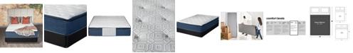 "iGravity 13"" Plush Pillow Top Mattress Set- Queen Split"