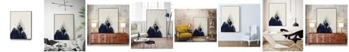 "Giant Art 24"" x 18"" Beneath the Surface I Art Block Framed Canvas"