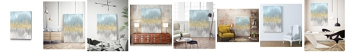 """Giant Art 36"""" x 24"""" Neutral Wave Lengths II Museum Mounted Canvas Print"""