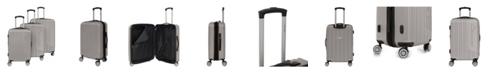 Cavalet Malibu Hardside Expandable Lightweight Spinner Upright Luggage Collection
