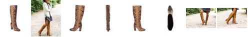 White Mountain Cosmic Regular Tall Shaft Boots