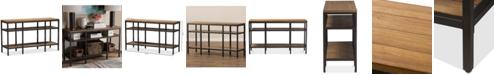 Furniture Caribou Console Table