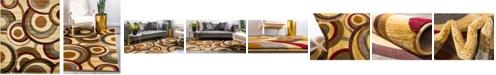 Bridgeport Home Kallista Kal3 Beige 8' x 10' Area Rug