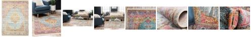 Bridgeport Home Kenna Ken1 Multi 10' x 13' Area Rug