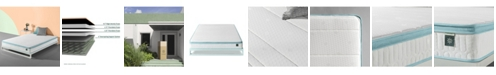 Zinus Hybrid Spring Mattress/ Firm Support, King