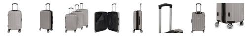 """Cavalet Malibu 24"""" Hardside Expandable Lightweight Spinner Upright Luggage"""