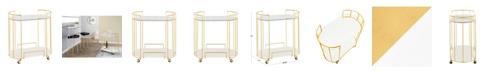 Lumisource Canary Bar Cart