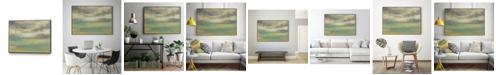 "Giant Art 14"" x 11"" Sunset Study VIII Art Block Framed Canvas"