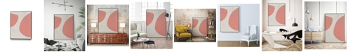 """Giant Art 36"""" x 24"""" Jet Pack VIII Art Block Framed Canvas"""