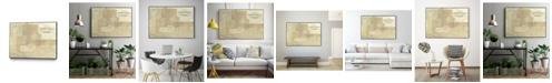 """Giant Art 40"""" x 30"""" The Return Art Block Framed Canvas"""