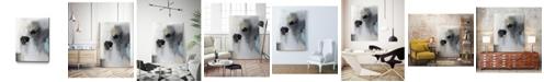 "Giant Art 40"" x 30"" Foggy Days II Museum Mounted Canvas Print"