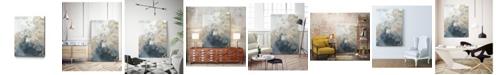 "Giant Art 40"" x 30"" Ocean Splash II Version Museum Mounted Canvas Print"