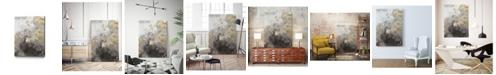 "Giant Art 20"" x 16"" Ocean Splash II Version Museum Mounted Canvas Print"