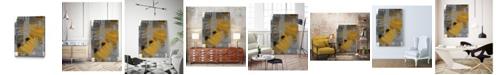 "Giant Art 20"" x 16"" DINNER II Museum Mounted Canvas Print"
