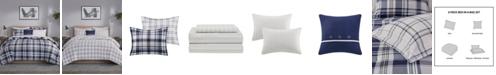 Madison Park Essentials Patrick Reversible 6-Piece Twin Bedding Set