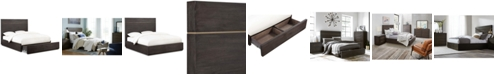 Furniture Cambridge Storage King Platform Bed,, Created for Macy's