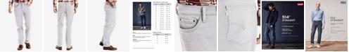 Levi's Men's 514™ Straight Fit Authentic Jeans