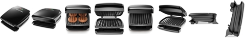 George Foreman 4-Serving Non-Stick Classic Contact Grill