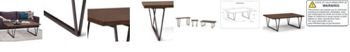 Simpli Home CLOSEOUT! Ryder Coffee Table