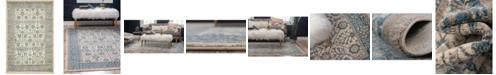Bridgeport Home Bellmere Bel3 Ivory 4' x 6' Area Rug