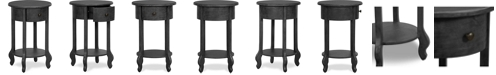 Finch James Round Side Table