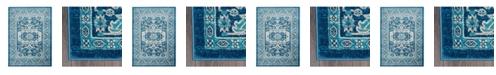 Global Rug Designs  Global Rug Design Venus VEN01 Blue Area Rug Collection