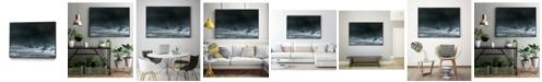 "Giant Art 36"" x 24"" Sea View I Art Block Framed Canvas"