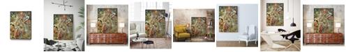 "Giant Art 28"" x 22"" Tango 59 Art Block Framed Canvas"
