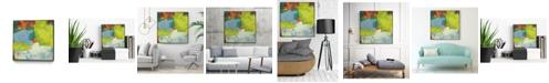 """Giant Art 20"""" x 20"""" Torp Art Block Framed Canvas"""
