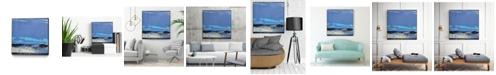 """Giant Art 20"""" x 20"""" Origin Abstract VIII Art Block Framed Canvas"""
