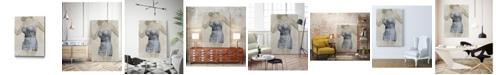 """Giant Art 14"""" x 11"""" Little Luxury II Museum Mounted Canvas Print"""