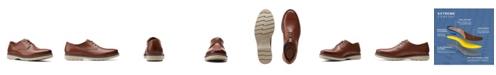 Clarks Men's Bayhill Plain Lace-up Shoes