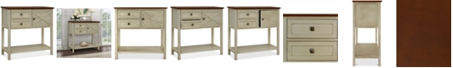Gallerie Decor Channe Console Table
