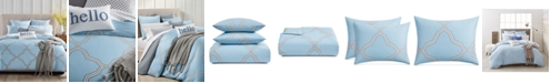 Charter Club Tile Geo Bedding Collection, Created for Macy's