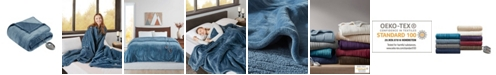 Beautyrest Microlight Berber Twin Electric Blanket