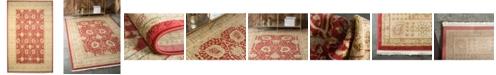 "Bridgeport Home Orwyn Orw9 Red 10' 6"" x 16' 5"" Area Rug"