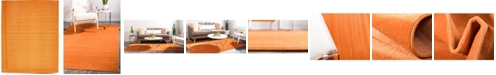 Bridgeport Home Axbridge Axb3 Orange 10' x 13' Area Rug