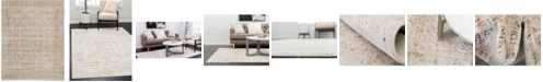 Bridgeport Home Odette Ode1 Beige 8' x 10' Area Rug