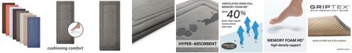 "Microdry SpeedDry® 24"" x 58"" Memory Foam Bath Mat"