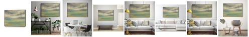 "Giant Art 20"" x 16"" Sunset Study VIII Art Block Framed Canvas"