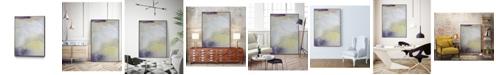 """Giant Art 32"""" x 24"""" Swept Away I Art Block Framed Canvas"""