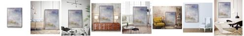"Giant Art 32"" x 24"" Escaping Light II Art Block Framed Canvas"