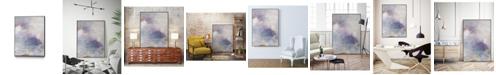 """Giant Art 32"""" x 24"""" Escaping Light I Art Block Framed Canvas"""
