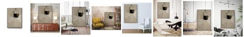 "Giant Art 20"" x 16"" Leotard II Art Block Framed Canvas"