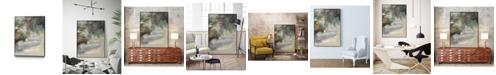 "Giant Art 32"" x 24"" Canyon Seasons I Art Block Framed Canvas"