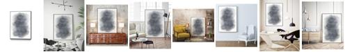 "Giant Art 28"" x 22"" Rays I Art Block Framed Canvas"