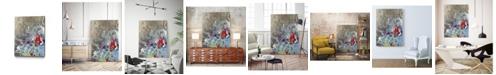 "Giant Art 20"" x 16"" Luster III Museum Mounted Canvas Print"